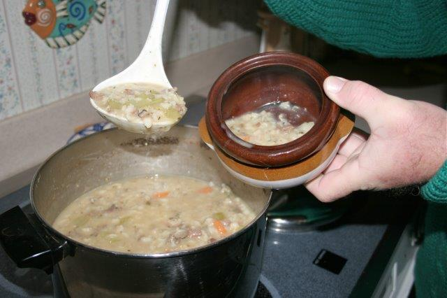 Great Recipe: Wild Duck and Wild Rice Soup