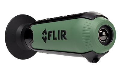 The FLIR Scout TK Thermal Vision Monocular at the 2016 SHOT Show