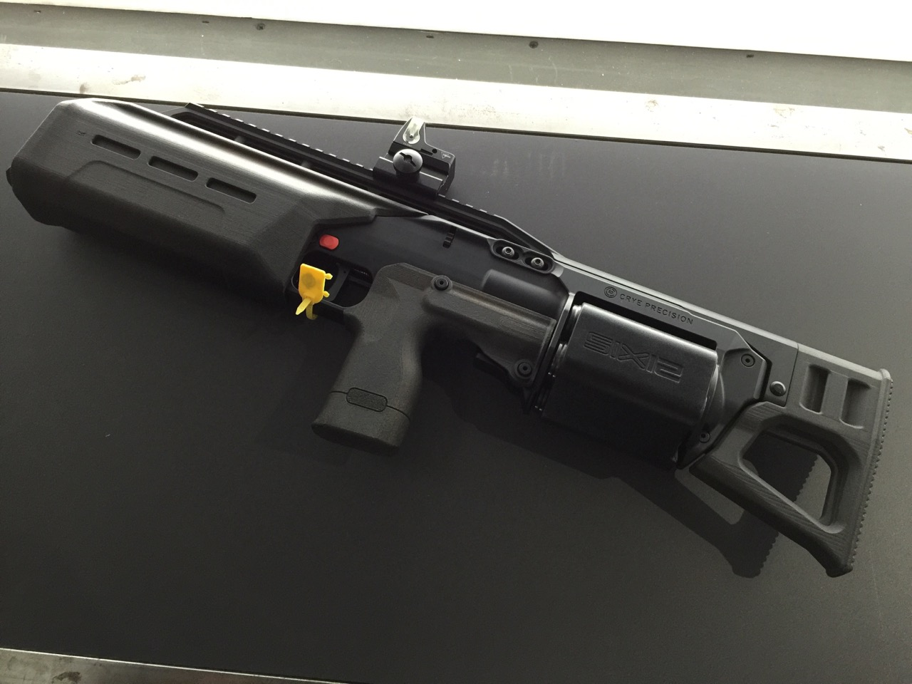 Crye Six12 Suppressed