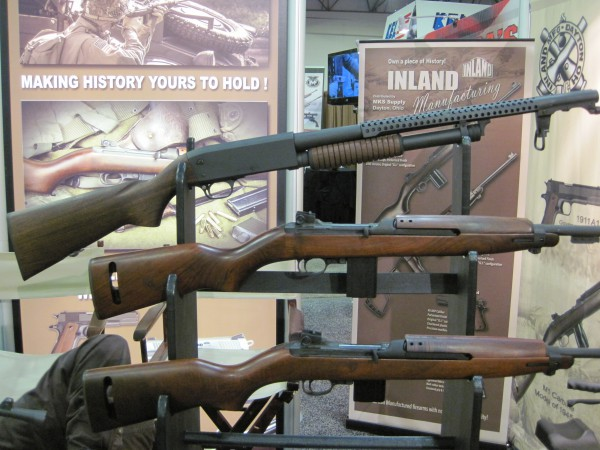 New Firearms From Inland Manufacturing at 2016 SHOT Show