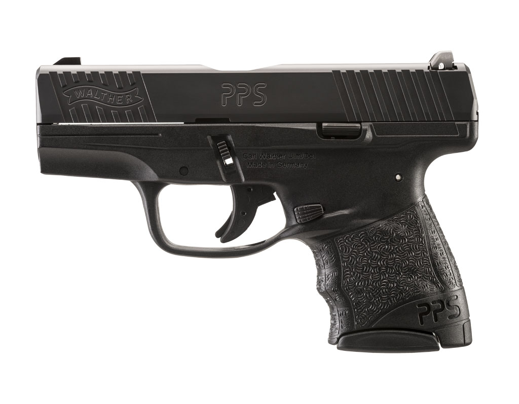 Walther's New-for-2016 PPS M2 Slim Carry Pistol
