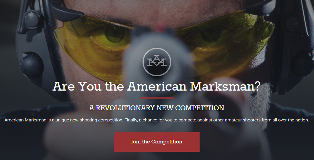 New Shooting Reality Show American Marksman – SHOT Show 2016