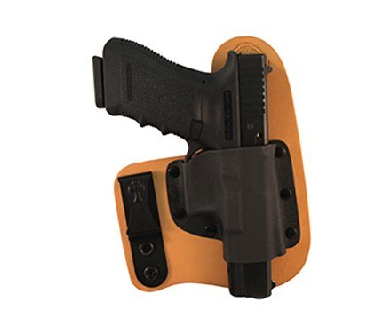 Crossbreed Freedom Holster & Ares Belt at the 2016 SHOT Show