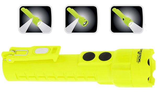 Nightstick XPP-5422GM Intrinsically Safe Dual-Light w/Dual Magnets