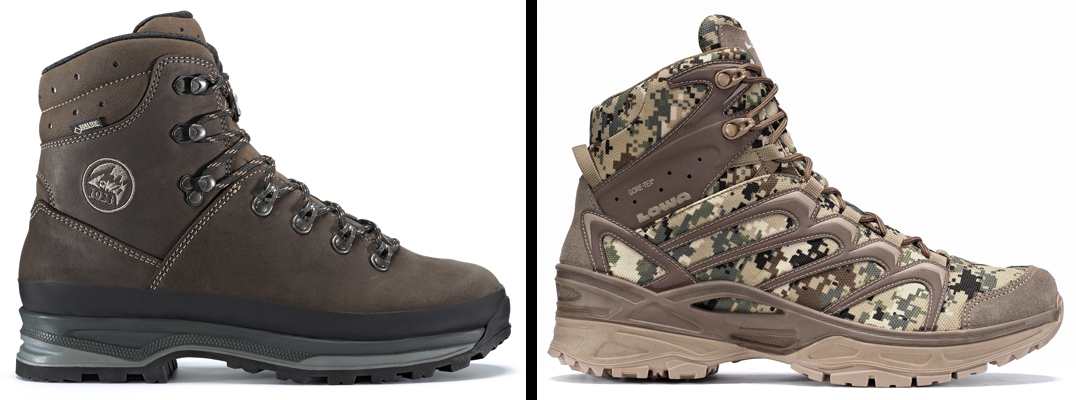Lowa's New Boots for 2016 – SHOT Show 2016