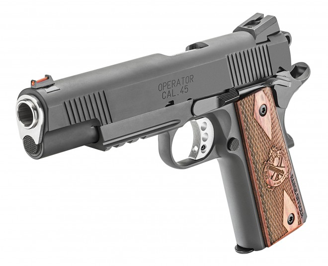 Press Release: Springfield Armory 1911 Range Officer Operator ...