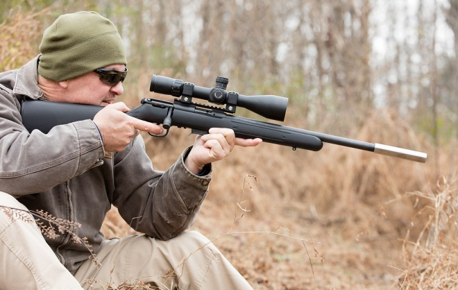 Savage 93 fv sr 22wmr bolt action alloutdoor its like a very good 22 rifle only better sciox Choice Image