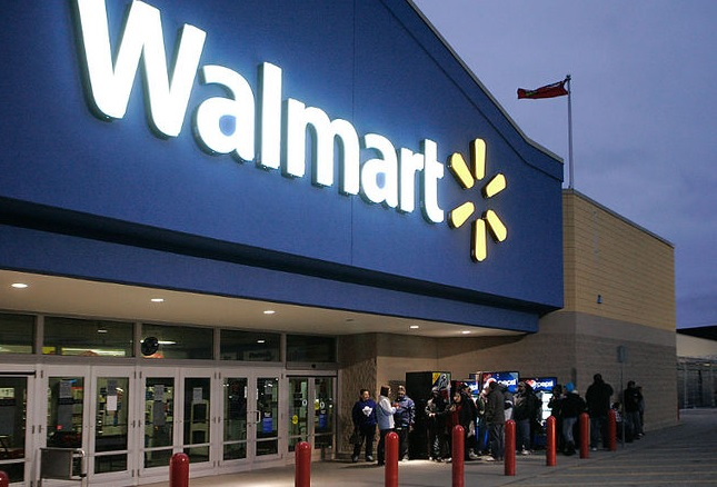 Texas Open Carry & Wal-Mart Greeters May Clash