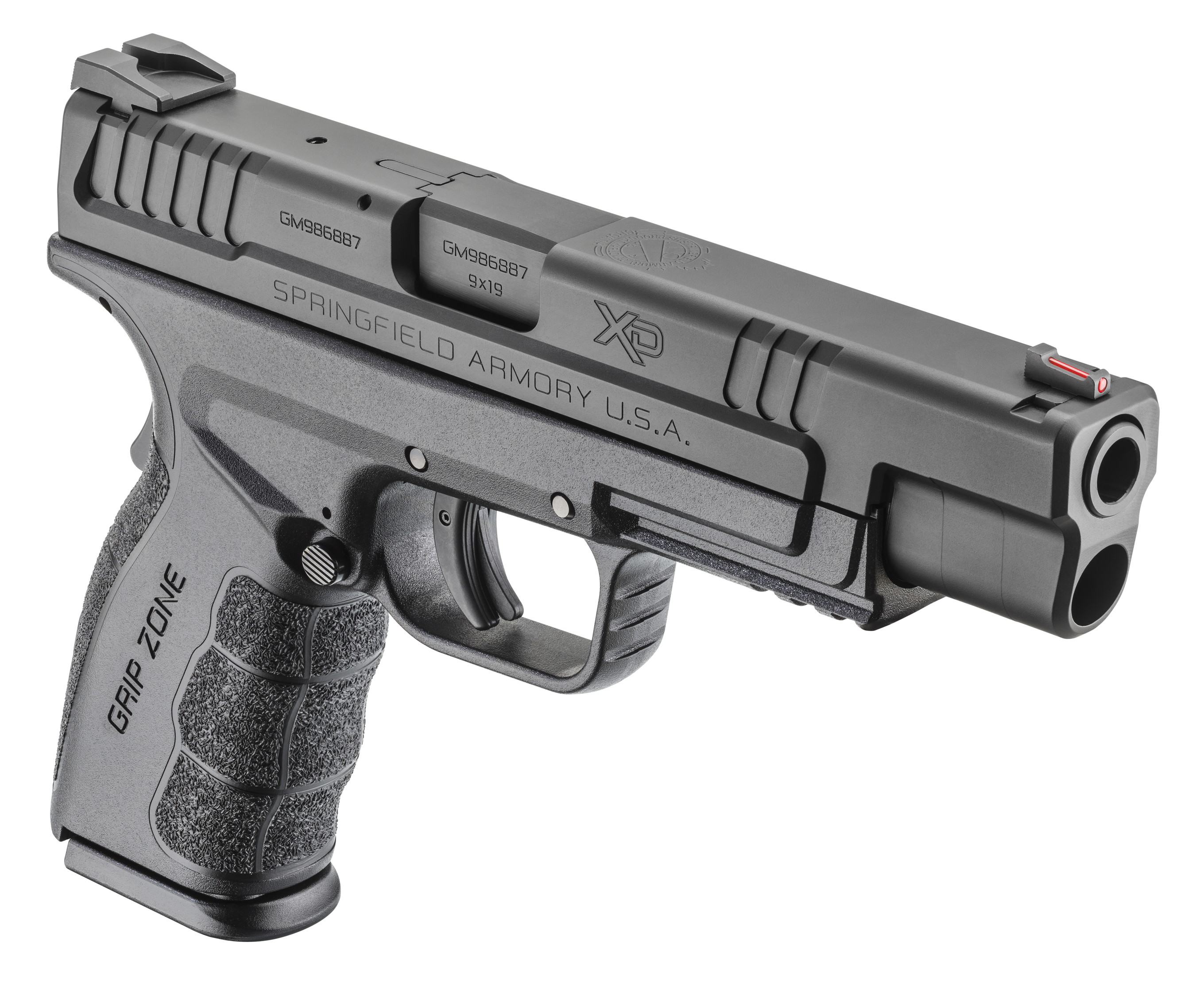 Press Release: Springfield Armory Announces New XD Mod 2 Tactical