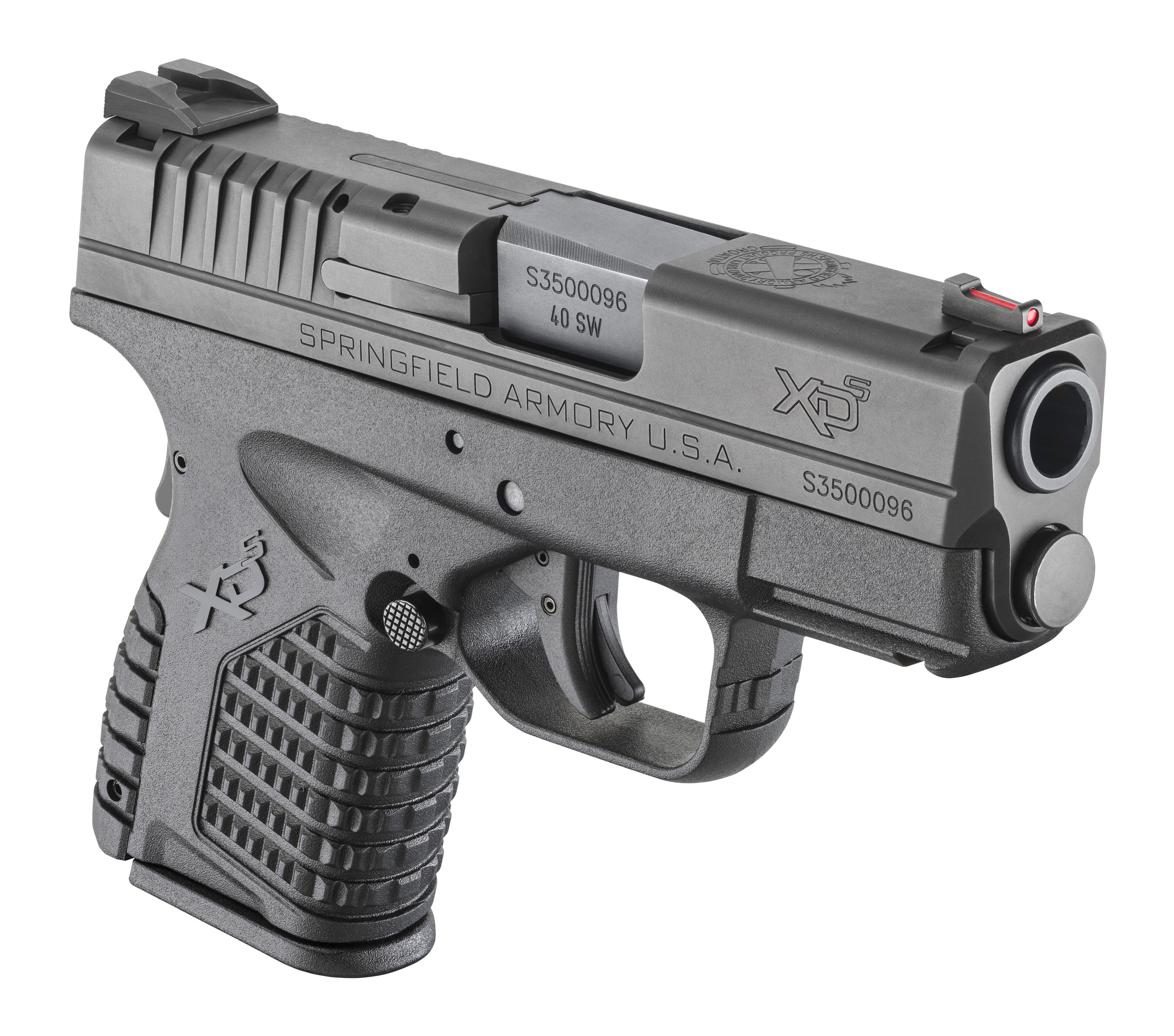 Press Release: Springfield Armory Announces The XD-S in 40 Caliber