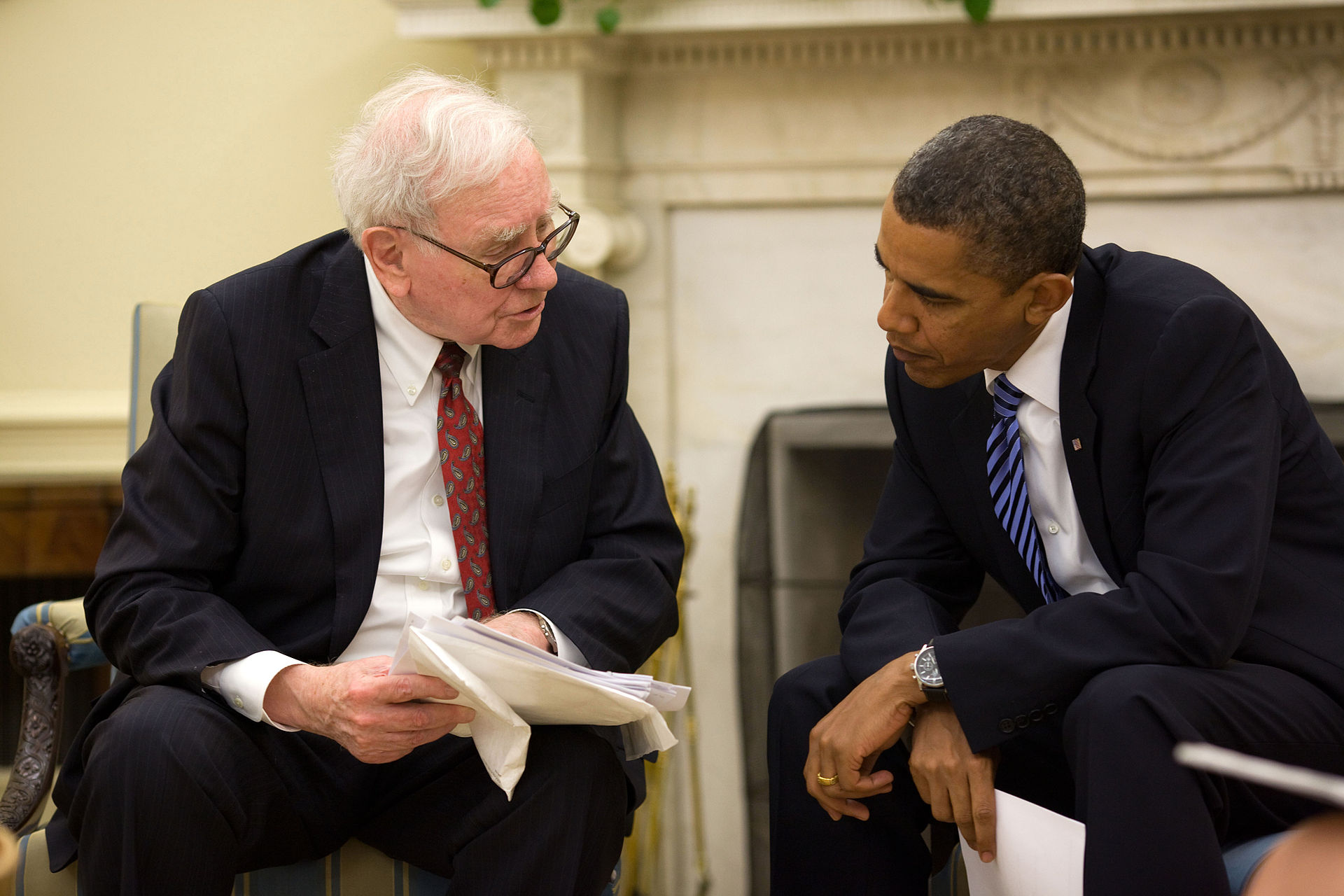 "Warren Buffett to Shareholders: World War III and the ""Dark Side"" of Innovation"
