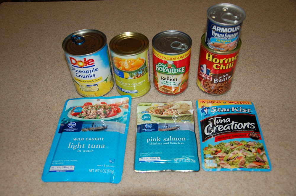For Stocking Food, Pouch or Can?