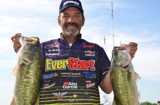 Ron Shuffield: Find Creek Channels with Cover for Pre-Spawn Bass