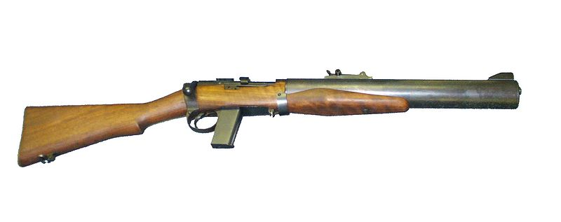 WWII Special Forces Rifle: The De Lisle Suppressed Carbine