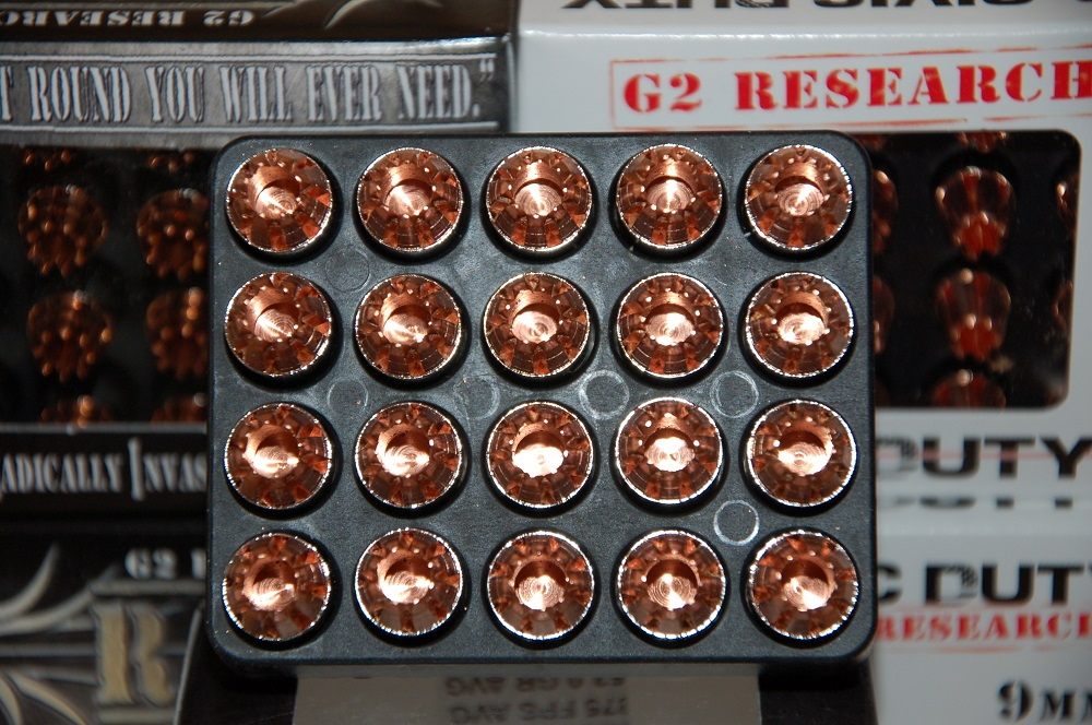 G2 Research's Radical New Ammo