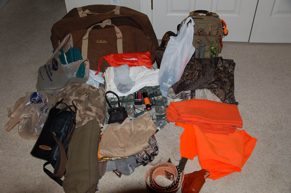 Hunting Gear is Survival Gear