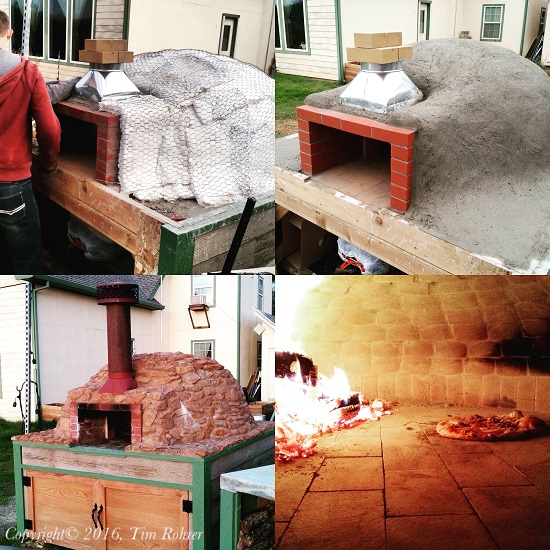 DIY Wood-Fire Oven, From Scratch or Kit?
