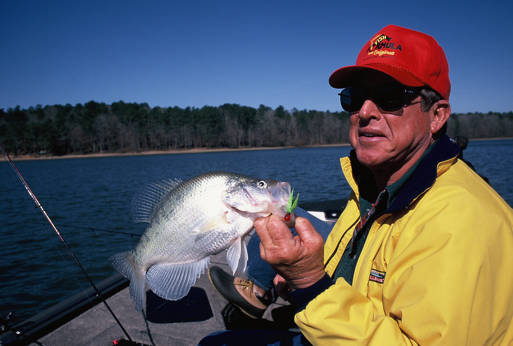 Roger Gant on Catching Pre-Spawn Crappies