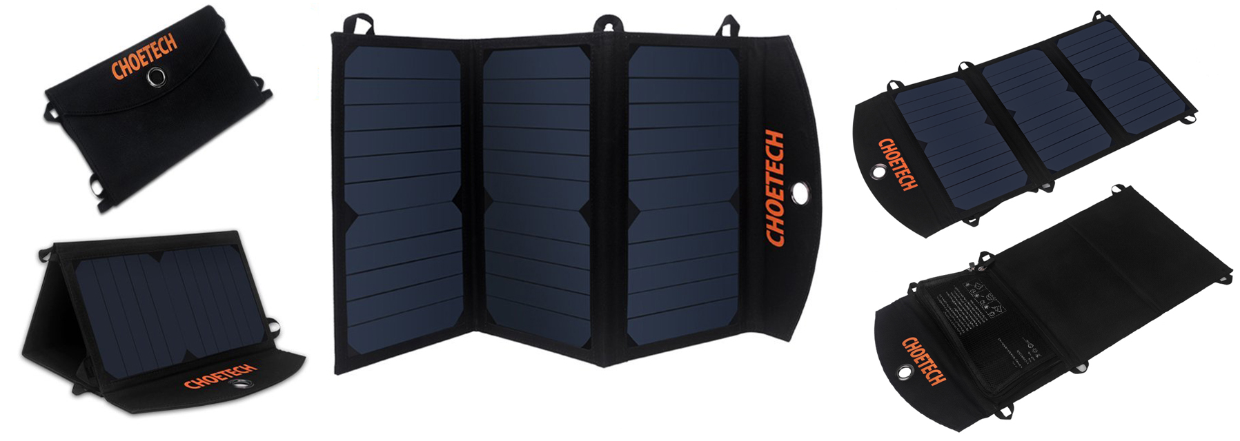 Choetech SC001: A Solar Charger That Actually Works