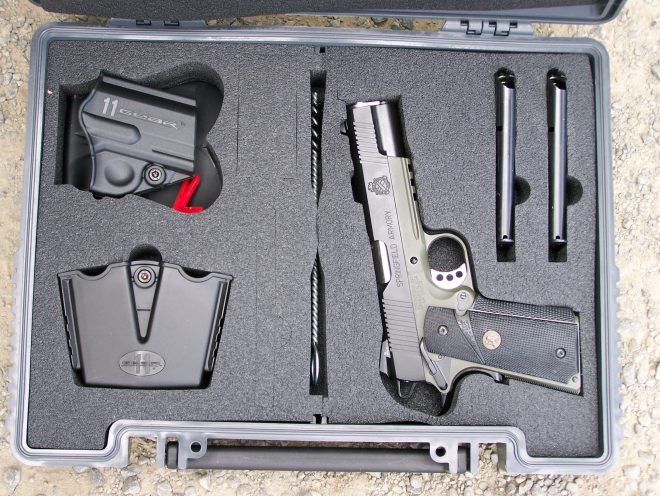 Review: Springfield Armory's MC Operator 1911 - AllOutdoor com