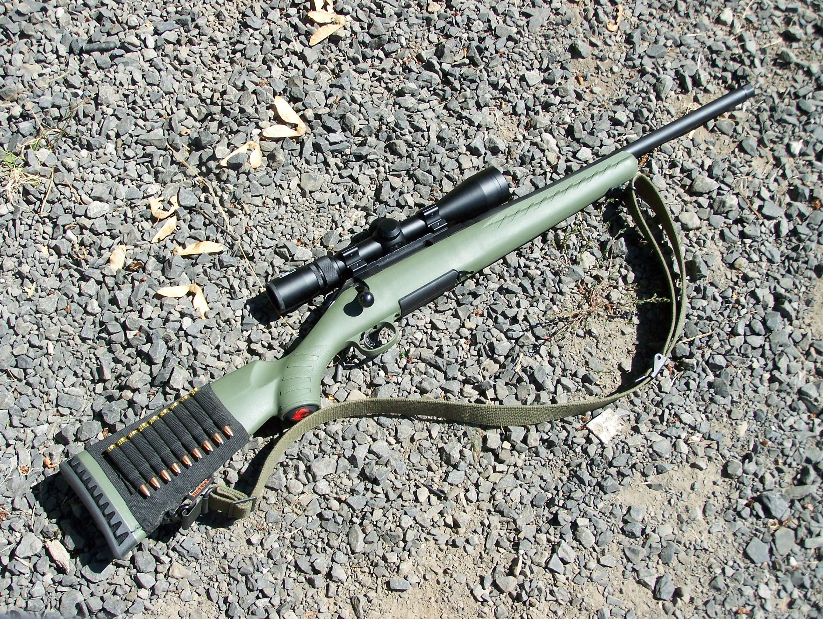 Review: Ruger American Rifle Predator Model in 308 Win