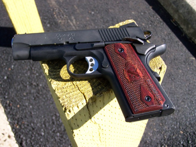 Review: Springfield Armory Range Officer Compact Model 1