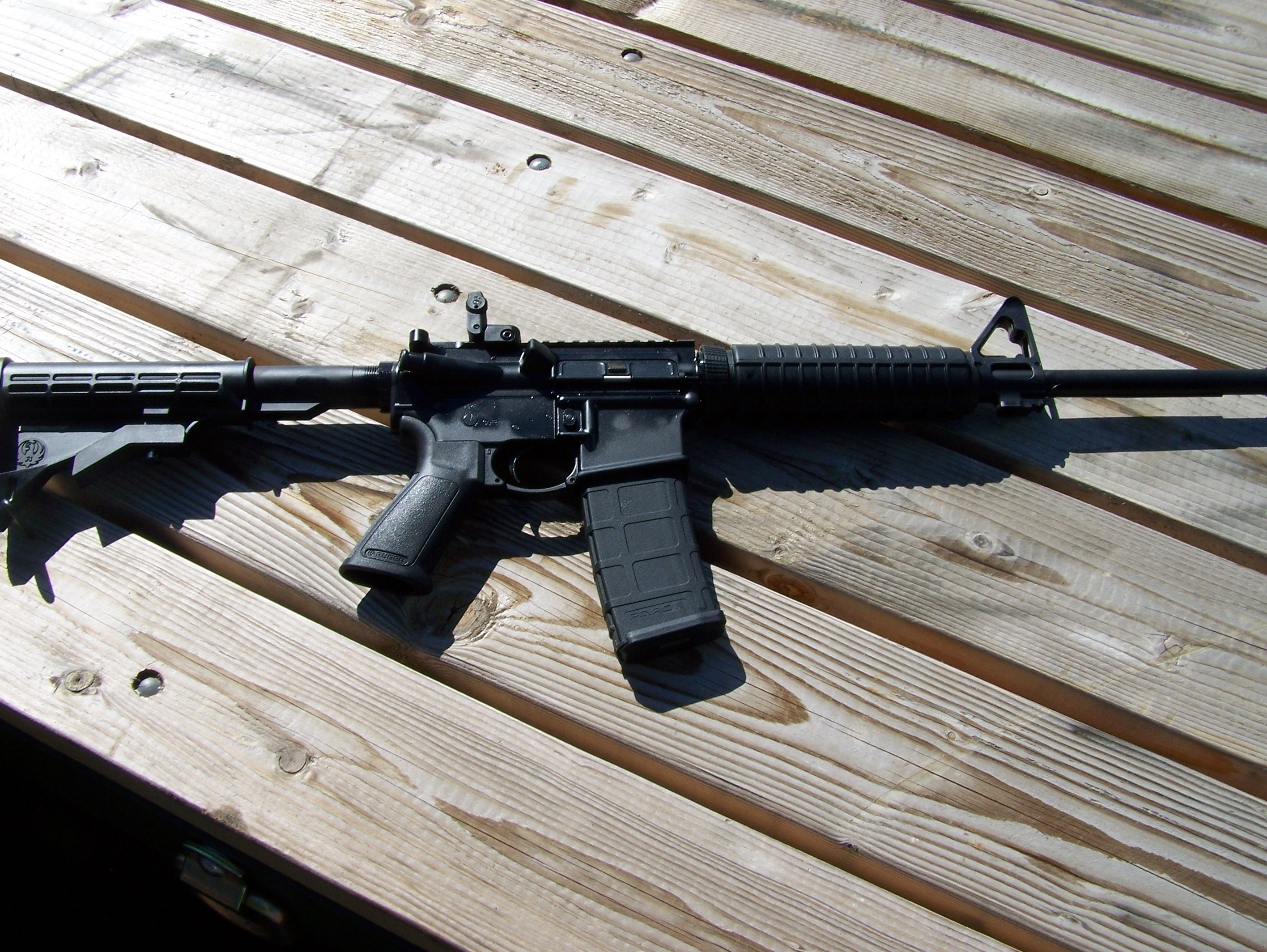 Review: Ruger AR 556 DIG AR-Style Carbine