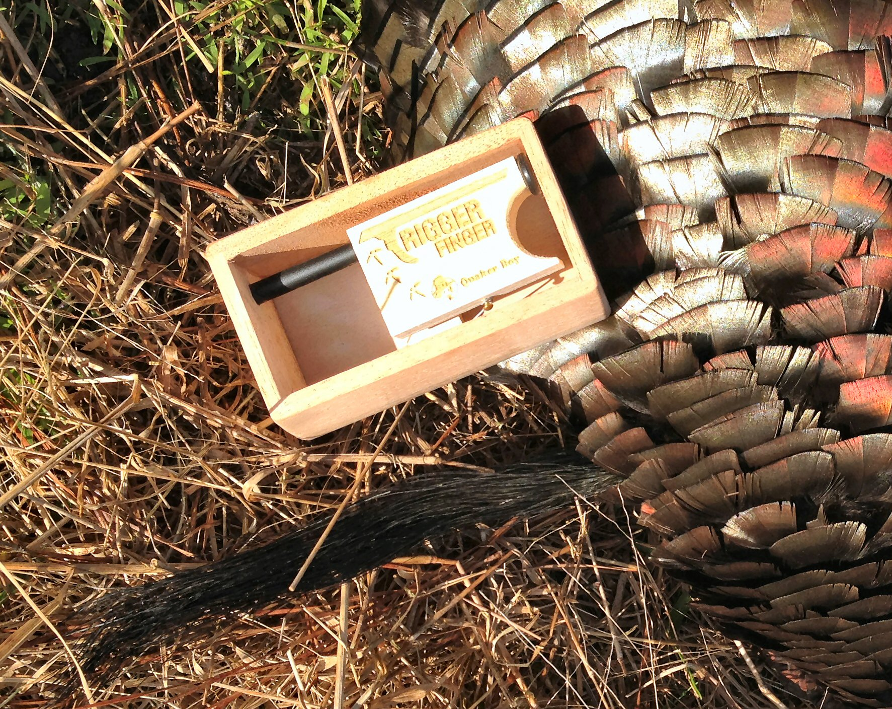 Review: Quaker Boy Trigger Finger Turkey Call