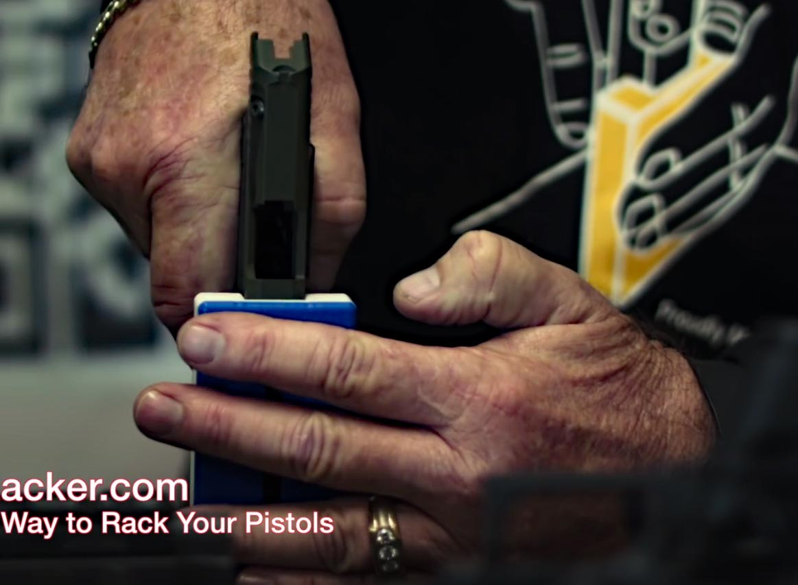 Handi-Racker 2: Helping You Rack That Pistol Slide