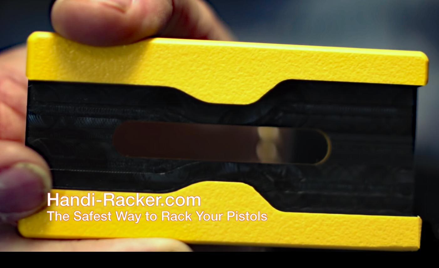 Handi-Racker 2 for large & medium pistols.