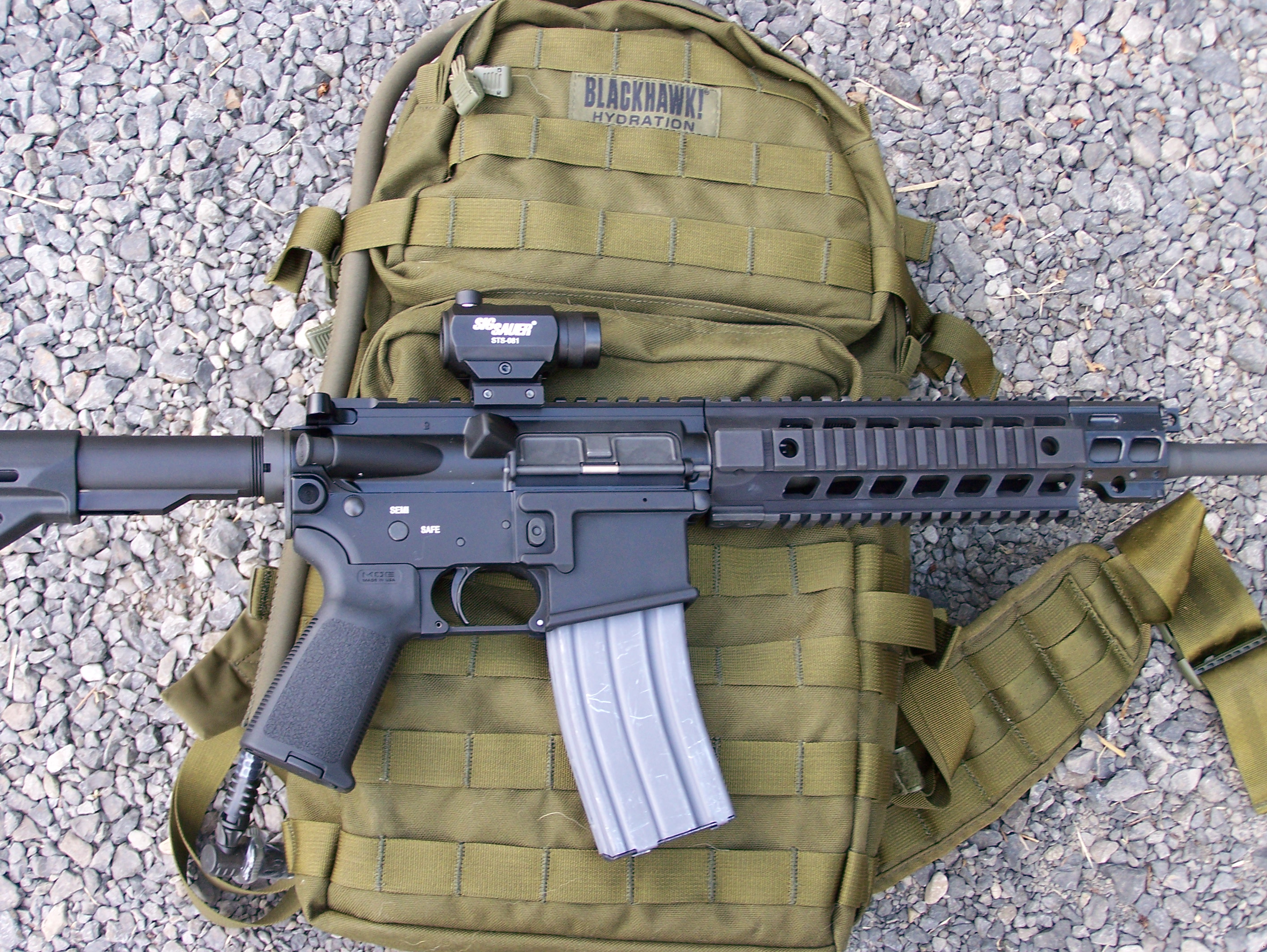 Review: Sig Sauer 516 Piston-Driven AR-Style Rifle