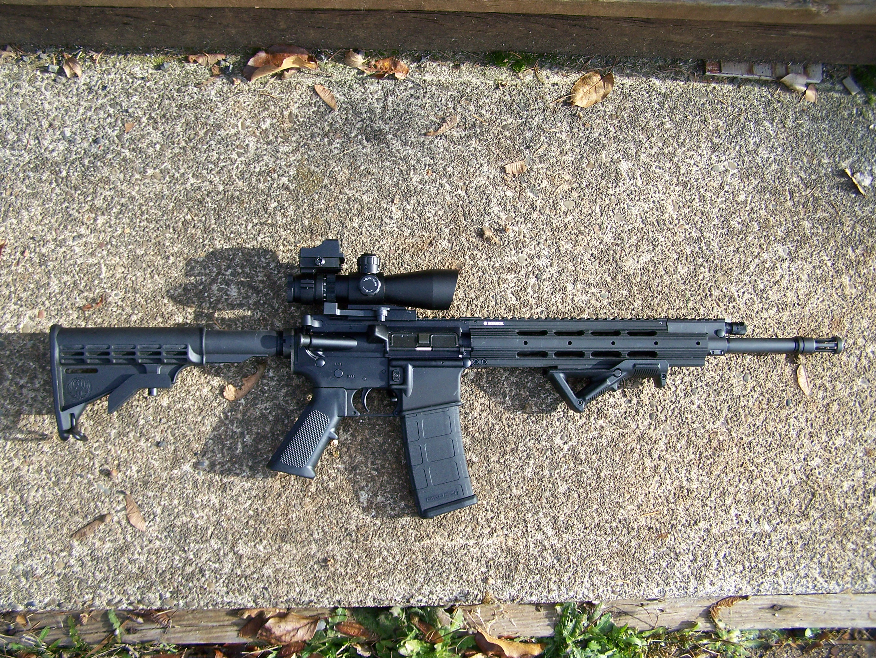 Review: Ruger SR-556E AR-Style Rifle