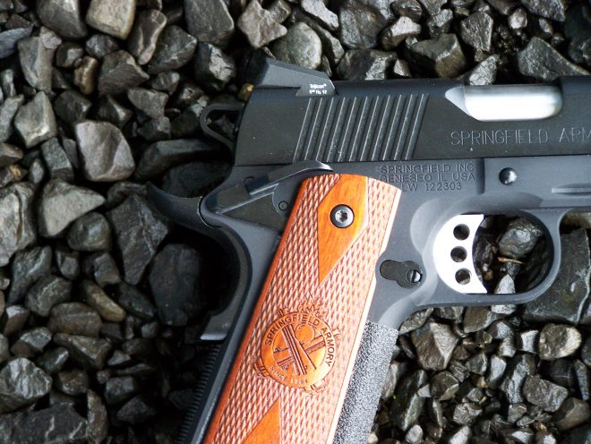 Review: Springfield Armory Champion Operator 1911