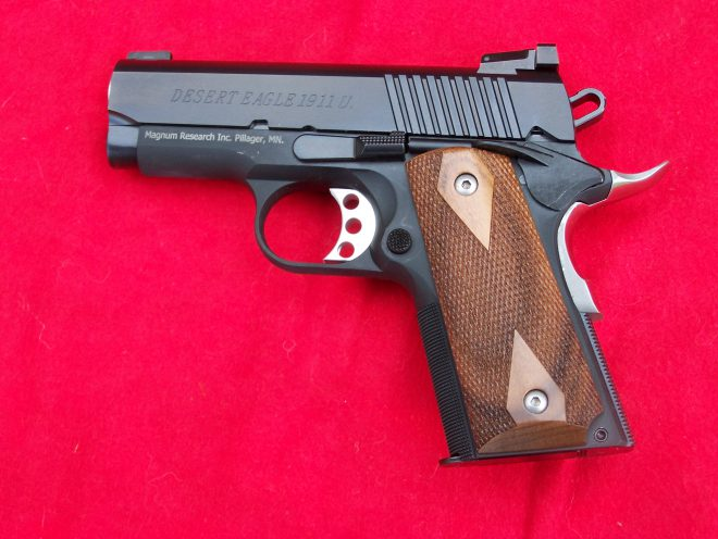 Review: Magnum Research's Desert Eagle 1911U - AllOutdoor