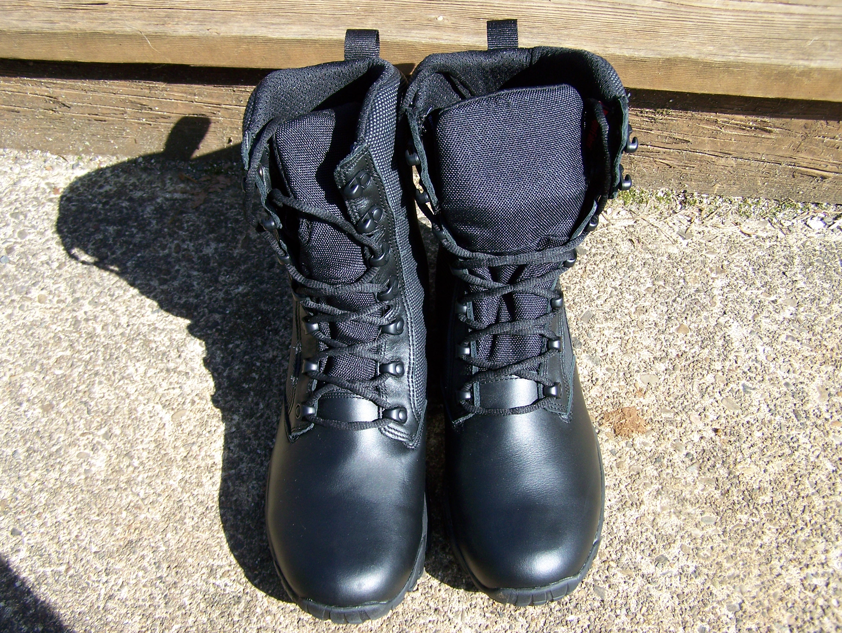 Review: Altai MFT100 Tactical Boots