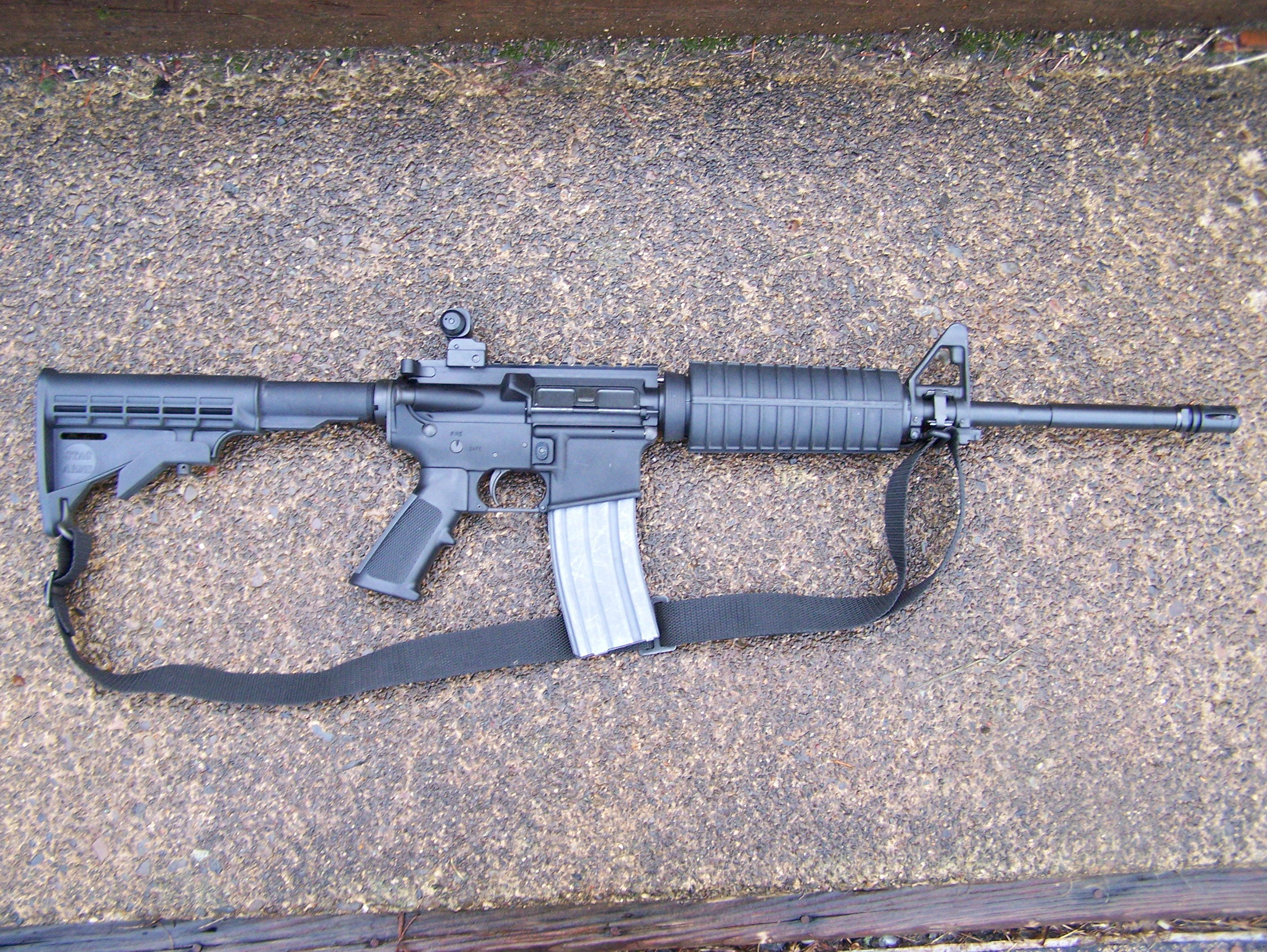 Review: Stag Arms Model 2 M4 Style Carbine