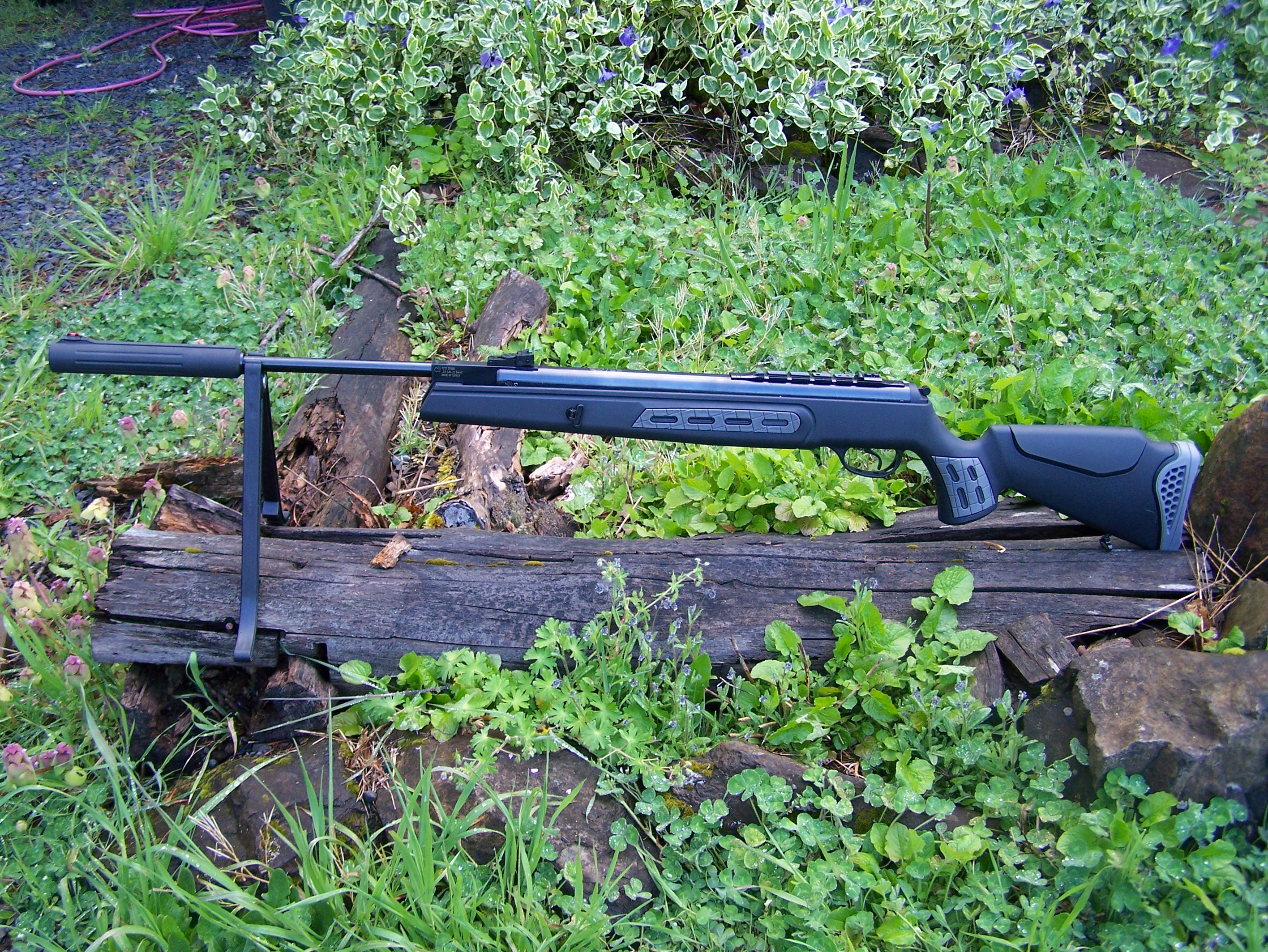 Review: Hatsan 125 Sniper Vortex Airgun Rifle