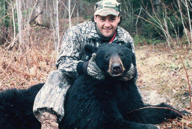 Hunting TV Show Host Tells Where to Take a Giant Bear