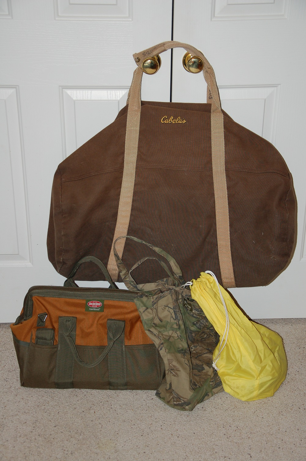 "Build the Alternative ""Out-the-Door"" Bag"