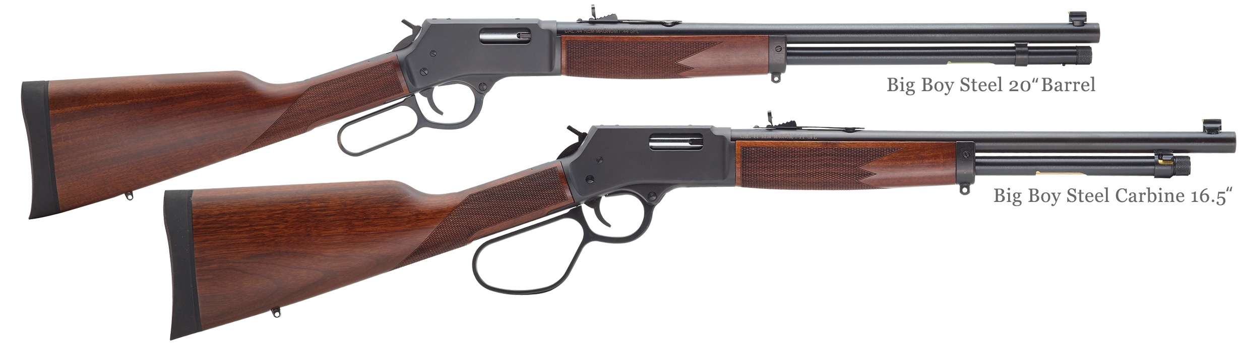 Review: Henry Big Boy Steel Carbine in .357
