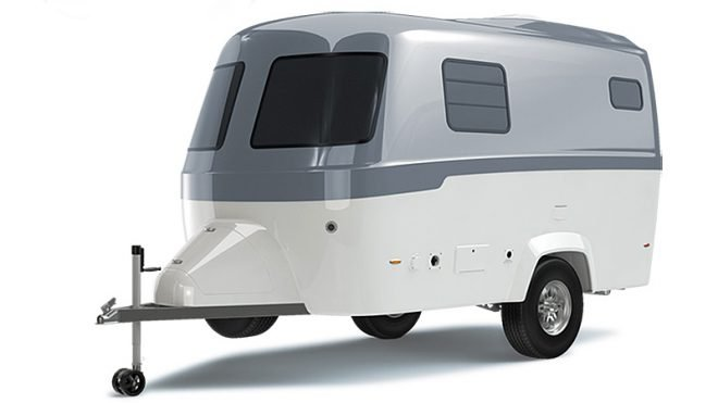 Airstream\'s New High-End Fiberglass Travel Trailer - AllOutdoor ...