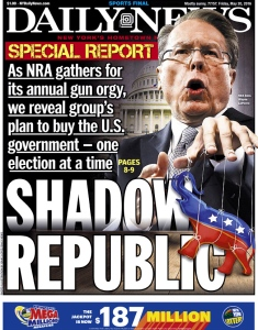 NY Daily News' Double Standard on Gun Control Campaign Spending