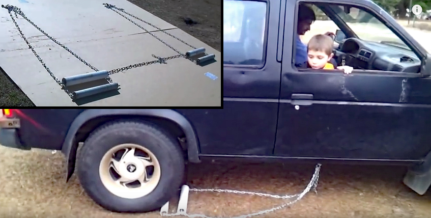 How to Make Your Truck Roll Backwards in Drive (Video)