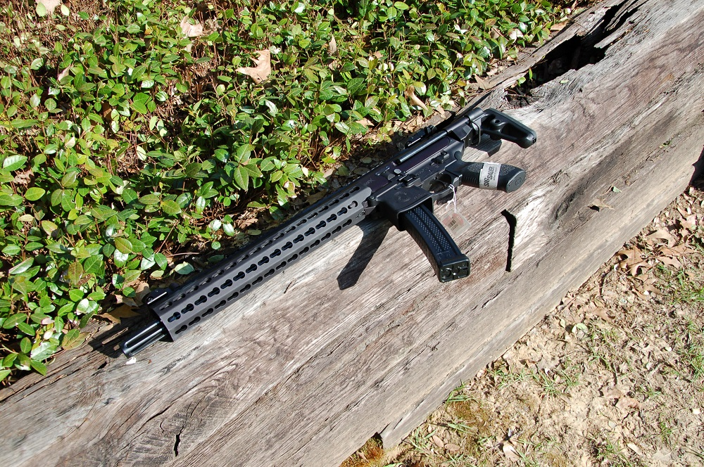 SIG's New MPX Carbine