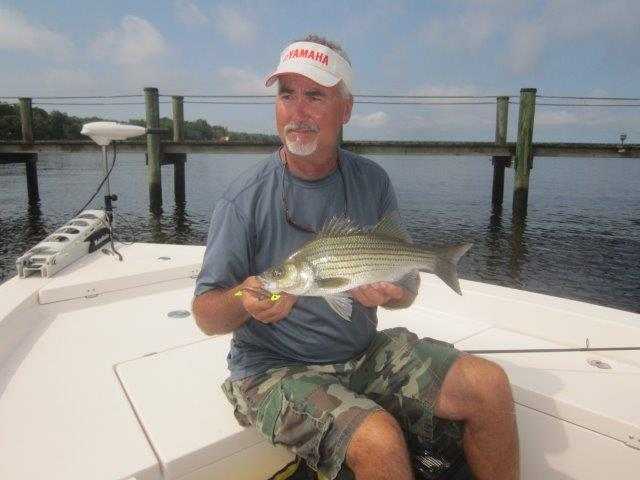 Dock Fishing Expert Mike Hayes Offers Sage Tips to Tag More Fish