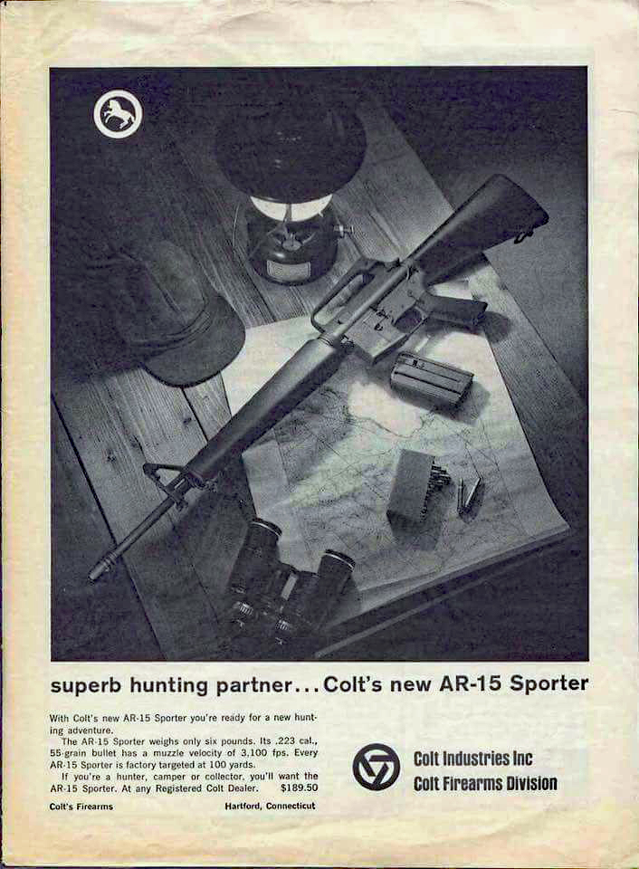 The Sporting Use of ARs is Nothing New