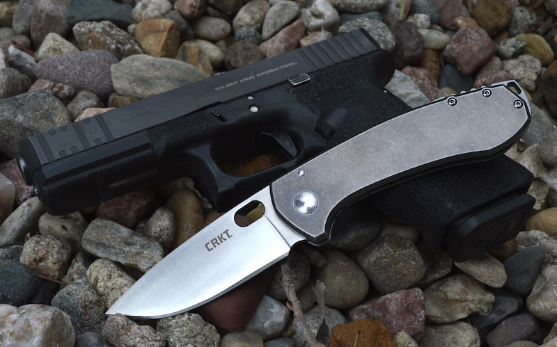 Review: CRKT Amicus Folding Knife