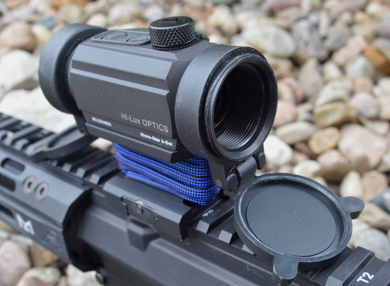 Review: Hi-Lux Leatherwood Micro-Max B-Dot Red Dot Sight