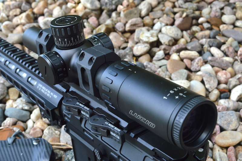 Review: Lucid L7 1x-6x 24mm Rifle Scope