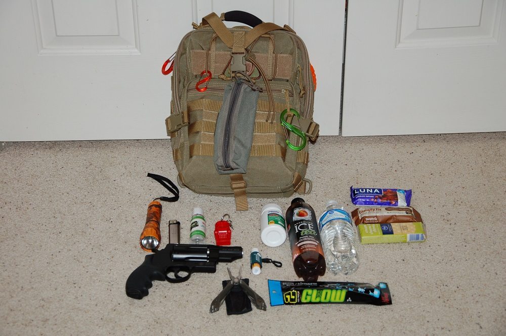 Packing a KISS Bug Out Bag